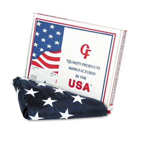Advantus All-Weather Outdoor U.S. Flag - 3 ft. x 5 ft.