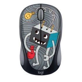 Logitech M317C Wireless Mouse (Various Styles)