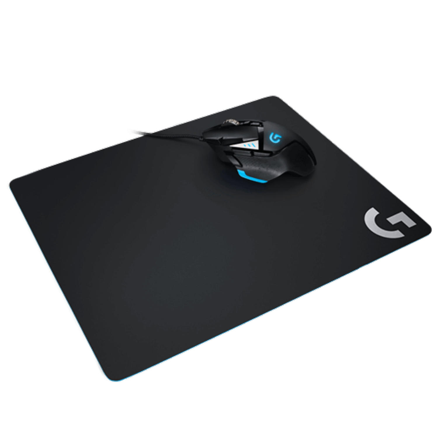 Logitech G502 Hero Mouse and G240 Mouse Pad Bundle