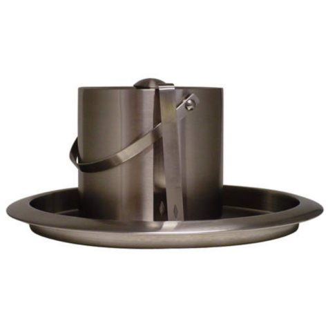 Steeltek Double Walled Barware Set