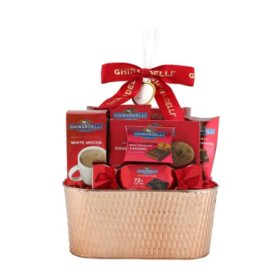 Ghirardelli Red Gift Basket