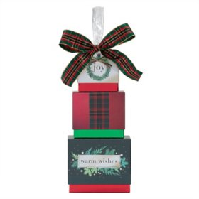 Houdini Traditional Tis the Season Treat Tower
