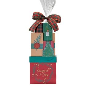 Houdini Traditional Merry Merry Treat Tower