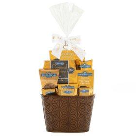 Houdini Ghirardelli Gift Basket