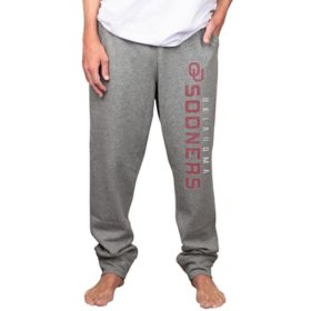 NCAA Men's Cuffed Pants Oklahoma Sooners