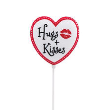 Hugs and Kisses Valentine's Pick (24 ct.)