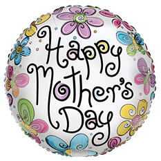 """Mother's Day 17"""" Foil Balloon (24 pc.)"""