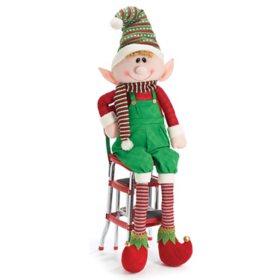Large Sitting Elf