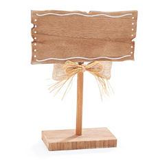 Tabletop Rustic Wood Signs (Set of 6)