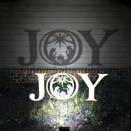 JOY Yard Stake Set