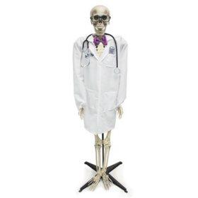 Animated Skeleton Doctor