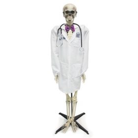 Animated Skeleton Doctor