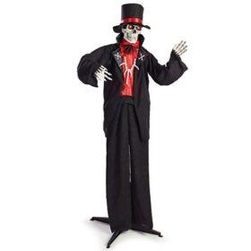 Animated Voodoo Man