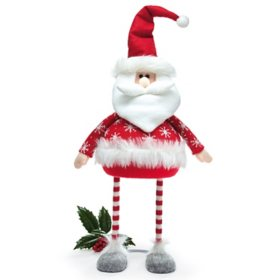 Bobblehead Santa