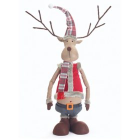 "46"" Reindeer Decor"