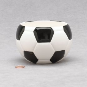 Soccer Ball Planter (4 pk.)