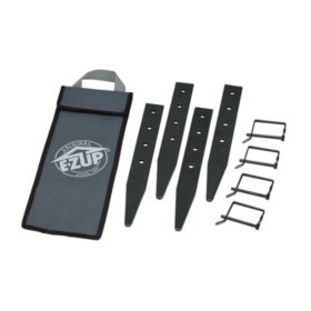 E-Z UP Heavy Duty Stake Kit, 4 Pack