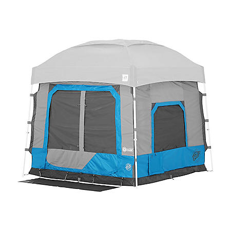 E-Z UP Camping Cube 5.4, Angle Leg with Carry Bag