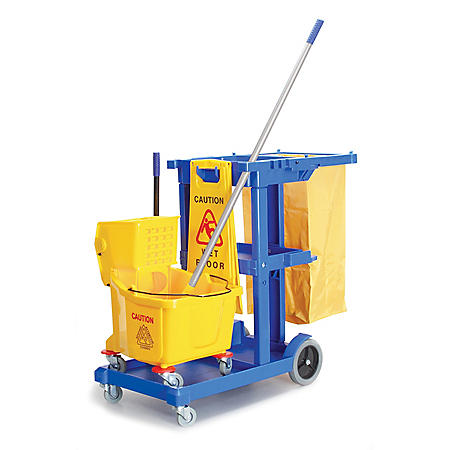 Powr-Flite Janitorial Sanitation Kit