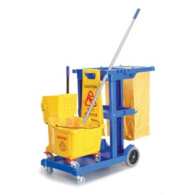 Powr-Flite Janitorial Sanitation Kit