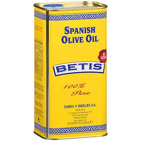 Betis Spanish Olive Oil - 32 oz.