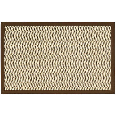 Nourison Herringbone Rug (Assorted Sizes and Patterns)