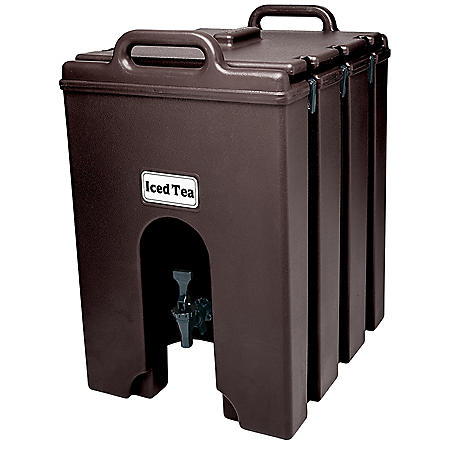 Cambro Camtainer, 10-Gallon Capacity (Choose Color)