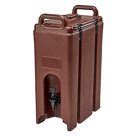 Cambro Camtainer, 5-Gallon Capacity (Choose Color)