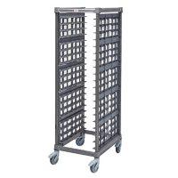 Cambro Camshelving Ultimate Sheet Pan Rack, 20-Pan Capacity (Brushed Graphite)
