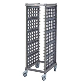 Cambro Camshelving Ultimate Sheet Pan Rack, 20-Pan Capacity (Brushed Graphite)
