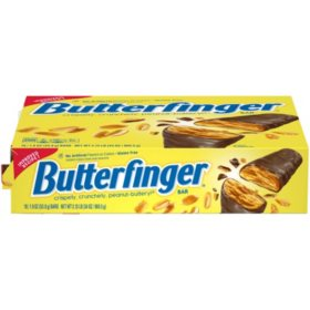 Butterfinger King Size Bar (3.7 oz., 18 ct.)