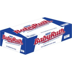 BabyRuth Candy Bars (1.9oz / 24pk)