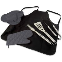 Deals on Grilling Master Chef Apron and Tools