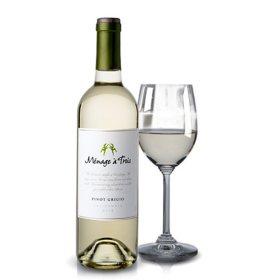 Menage A Trois Pinot Grigio (750 ml)