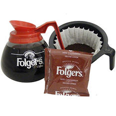 Folgers Colombian Coffee, Portion Pack (42 ct.)