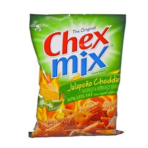 Jalapeno Cheddar Chex Mix Peg Bag 3.75 oz. (16 ct.)