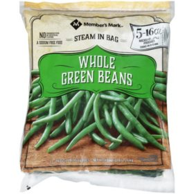 Member's Mark Whole Green Beans (5 lbs.)
