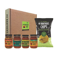 My Brother's Chips and Salsa Variety Pack