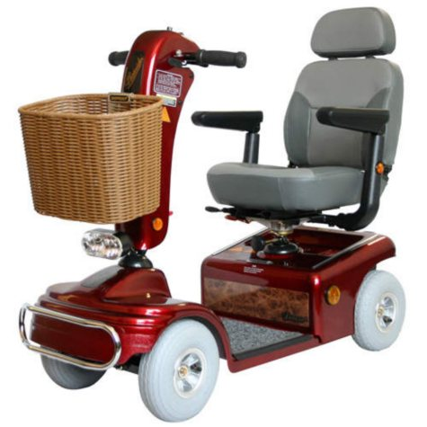 Shoprider Sunrunner 4 Scooter - Various Colors