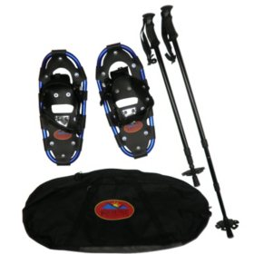 Mountain Tracks Snowshoe Set - 42cm