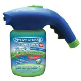 Hydro Mousse Fescue or Bermuda Kit and Refill