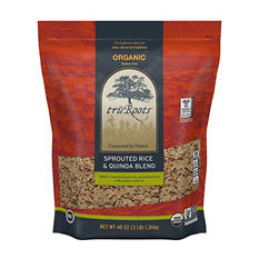 TruRoots Organic Sprouted Rice & Quinoa Blend (3 lb.)
