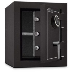 Mesa Safe Burglary & Fire Safe, 1.7 Cubic Feet