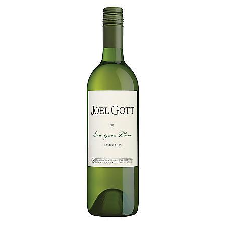 Joel Gott California Sauvignon Blanc (750ml)