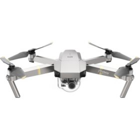 DJI Mavic Pro Platinum Quadcopter with Platinum Remote Controller