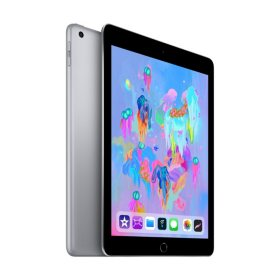 Apple iPad (2018 Model) Wi-Fi 128GB (Choose Color)