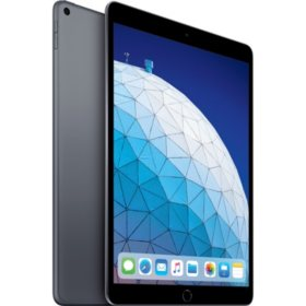"Apple iPad Air (10.5"") Wi-Fi 256GB - Choose Color"