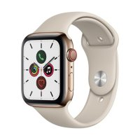 Apple Watch Series 5 44MM GPS + Cell Stainless (Choose Color)