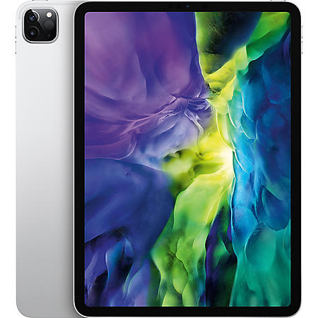 """Apple iPad Pro 11"""" 2nd Generation 512GB with Wi-Fi + Cellular (Choose Color)"""