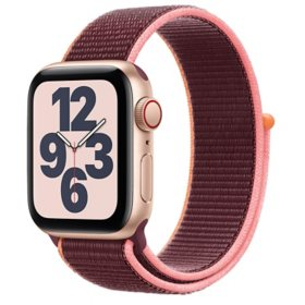 Apple Watch SE 40mm GPS + Cellular (Choose Color)
